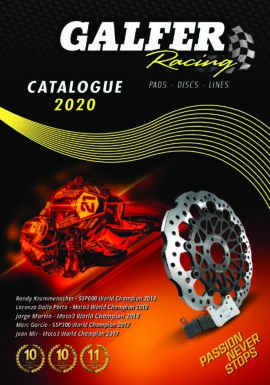 Racing Catalogue 2020