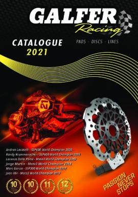 Racing Catalogue 2021